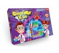 Набор для опытов Chemistry Kids Danko Тoys CHK-02-02 малый