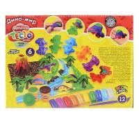 Набор для лепки Master Do динозавры Danko Toys TMD-10-04