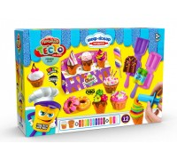 Набор теста для лепки Master Do шеф кондитер Danko Toys TMD-10-03
