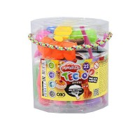 Набор теста для лепки Danko Toys Master Do TMD-01-01 22 цвета