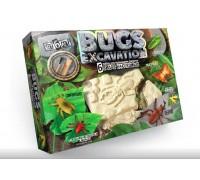 Игровой набор археологические раскопки насекомые Danko Toys BEX-01