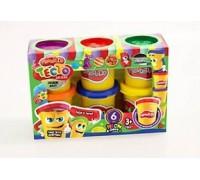 Набор теста для лепки Danko Toys Master Do TMDB-01-01 6 цветов