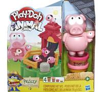 Набор теста Play Doh Hasbro Озорные Поросята E6723