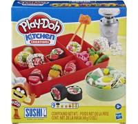 Набор теста для лепки Hasbro Play-Doh Суши E7915