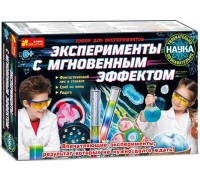 Набор для экспериментов Ranok-Creative Эксперименты с мгновенным эффектом 12114087