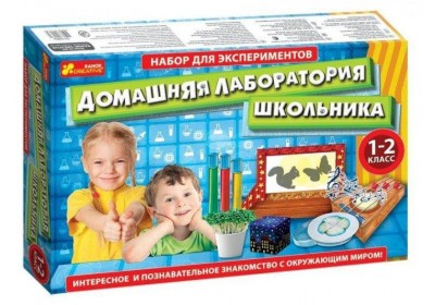 Набор Лаборатория школьника: 1-2 класс 12114063