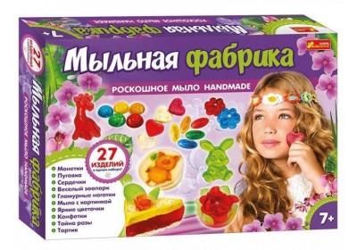 Набор для творчества Ranok Creative Мыльная фабрика 15100428