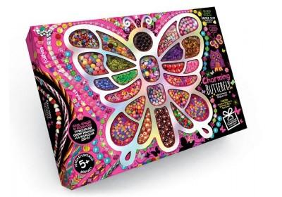 Бисер Бабочка набор для творчества