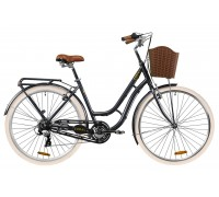 "Велосипед 28"" Dorozhnik CORAL 2020 (серый)"