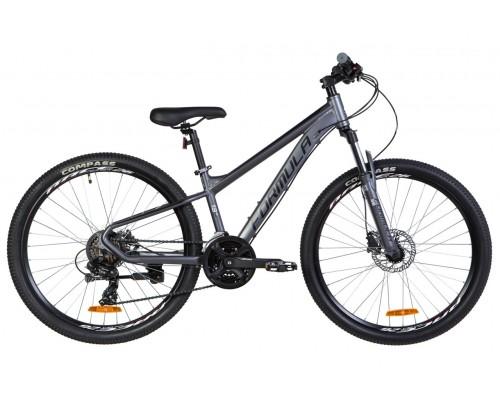 """Велосипед 26"""" Formula F-1 HDD 2020 (графитовый (м))"""