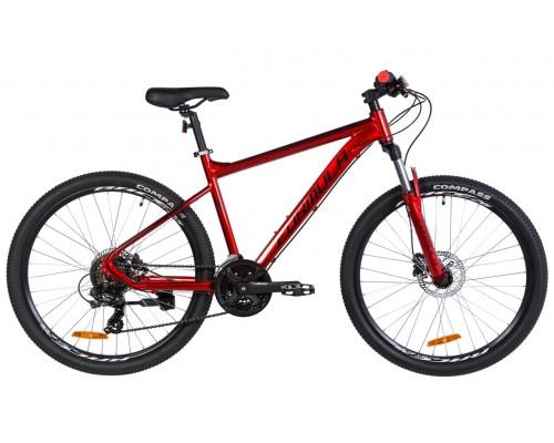 """Велосипед 26"""" Formula F-1 HDD 2020 (красный)"""