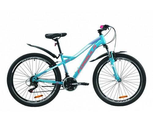 """Велосипед 26"""" Formula ELECTRA 15 2020 (бирюзовый)"""