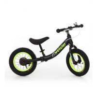 Беговел детский на резиновых колесах W1202-3 12 д