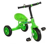Велосипед трехколесный Profi Kids M3252 зеленый