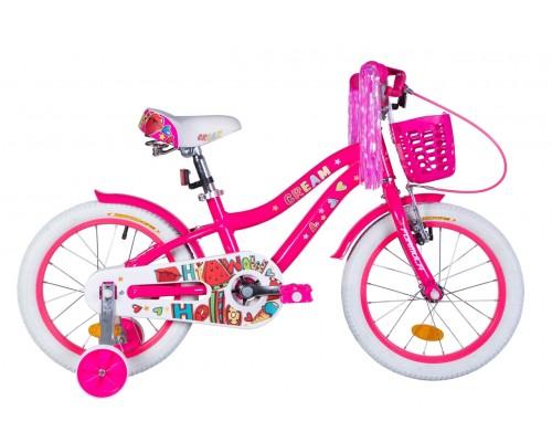 """Велосипед Velotrade 16"""" Formula CREAM (малиновый) OPS-FRK-16-120"""