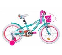 """Велосипед Velotrade 18"""" Formula CREAM 2020 (бирюзовый) OPS-FRK-18-072"""