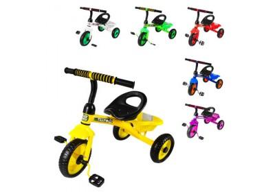 Велосипед трехколесный Tilly T-315 6 цветов