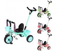 Детский трехколесный велосипед Tilly Energy T-322 4 цвета
