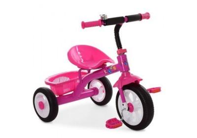 Велосипед трехколесный Profi Kids M3252-B розовый