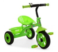 Велосипед трехколесный Profi Kids M3252-B салатовый