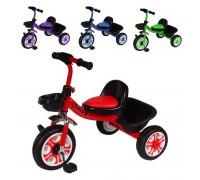 Велосипед трехколесный Tilly Drive T-318 4 цвета