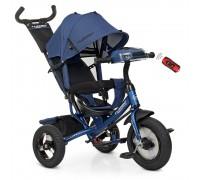 Велосипед детский трехколесный Turbotrike M3115HA-11L синий