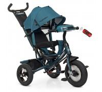 Велосипед детский трехколесный Turbotrike M3115HA-21L изумруд