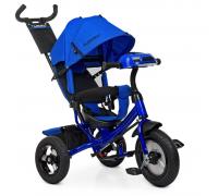 Велосипед детский трехколесный Turbotrike M3115HA-14 синий индиго