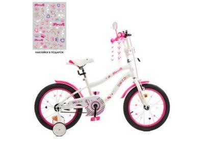 "Велосипед детский PROFI 16"" Unicorn Y16244"